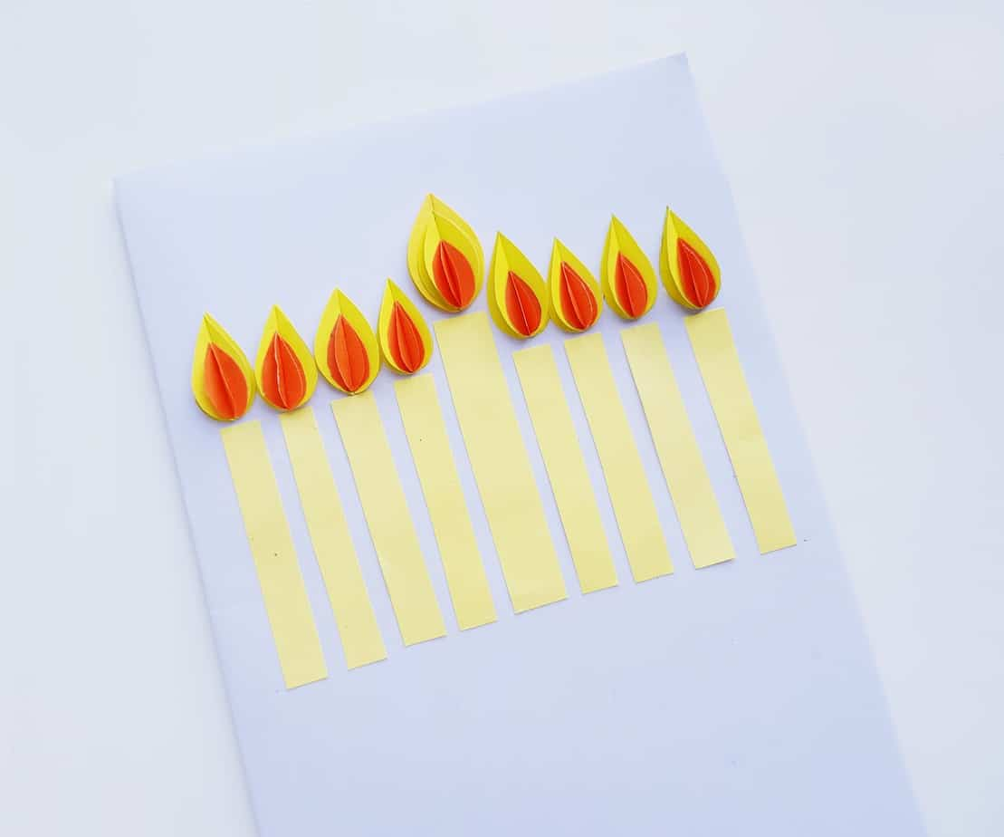 How to Make This Hanukkah Craft